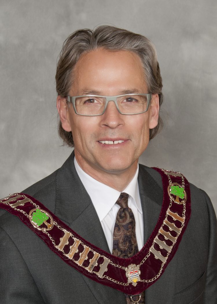 Mayor Jim Garlick